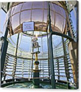 Lighthouse First Order Fresnel Lens Acrylic Print