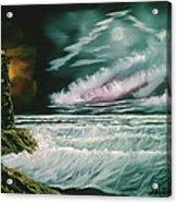 Lighthouse Glow Acrylic Print