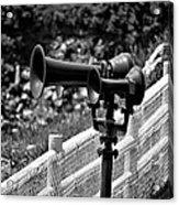 Lighthouse Horns Acrylic Print