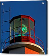 Lighthouse In Nova Scotia Acrylic Print