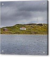 Lighthouse Island Acrylic Print