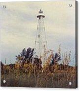 Lighthouse Landscape Acrylic Print