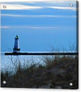 Lighthouse Lit Acrylic Print