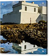 Lighthouse Acrylic Print by Marco Oliveira