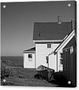 Lighthouse Monhegan Acrylic Print
