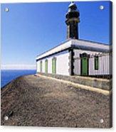 Lighthouse On Hierro Acrylic Print