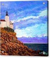 Lighthouse Overlook Acrylic Print