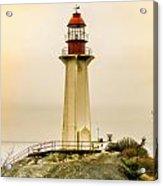 Lighthouse Park II Acrylic Print