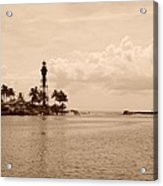 Lighthouse Point Acrylic Print