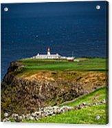 Lighthouse Ponta Do Albernaz Acrylic Print