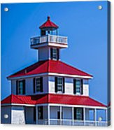 Lighthouse Pontchartrain Acrylic Print