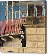 Lighthouse Reflection Acrylic Print