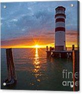 Lighthouse Romance Acrylic Print