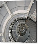 Lighthouse Stairs 2 Acrylic Print