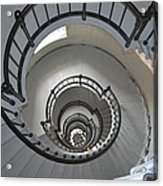 Lighthouse Stairs 4 Acrylic Print