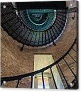 Lighthouse Stairs Acrylic Print
