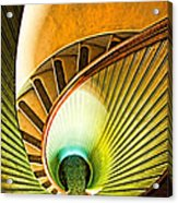 Lighthouse Stairway - Point Loma San Diego Acrylic Print