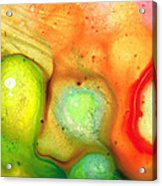 Lightness Of Being Abstract Art By Sharon Cummings Acrylic Print