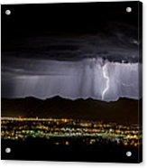 Lightning 1 Acrylic Print