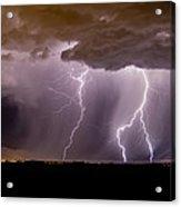 Lightning 11 Acrylic Print