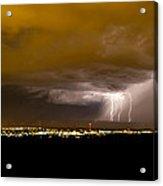 Lightning 17 Acrylic Print