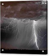 Lightning 8 Acrylic Print