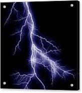 Lightning Bolt Acrylic Print