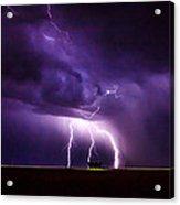 Lightning2 Acrylic Print