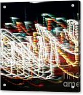 Lights In The Wind I Acrylic Print