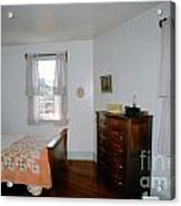 Ligthouse Bedroom At Drum Point Acrylic Print