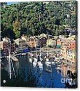 Liguria - Portofino Acrylic Print