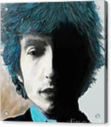 Like A Rolling Stone Acrylic Print by GCannon
