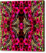 Like Butterflies I Change Acrylic Print