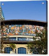 Lila Cockrell Theatre - San Antonio Acrylic Print