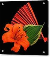 Lilies 2 Acrylic Print