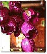 Lilies To Go Acrylic Print