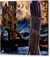 Lilith Of The Sea...a Gothic Tale Acrylic Print