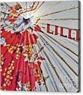 Lillet Parasol Acrylic Print