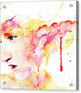 Lillia Acrylic Print
