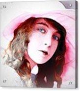 Lillian Gish Acrylic Print