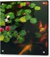 Lily 0147 - Neo Acrylic Print