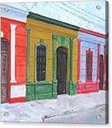 Lima Acrylic Print