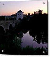 Limburg Dawn Acrylic Print