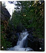 Lime Creek Acrylic Print