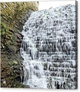 Limestone Falls 2 Acrylic Print