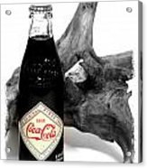 Limited Edition Coke - No.438 Acrylic Print by Joe Finney