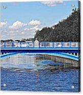 Limited Edition Dublin Bridge Acrylic Print