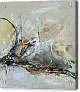 Limitless 1 - Abstract Painting Acrylic Print
