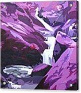Limpy Creek Acrylic Print