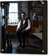 Lincoln In The Attic 2 Acrylic Print